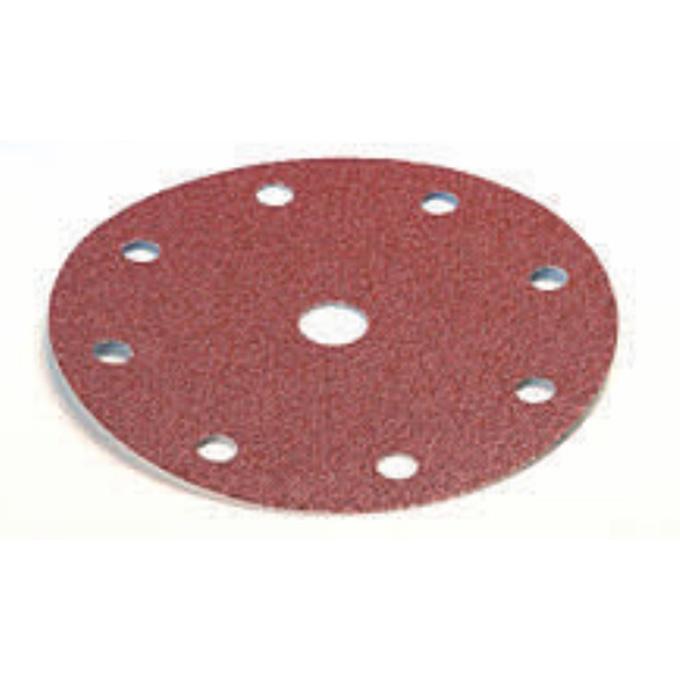 125mm 9 Hole Velcro Disc