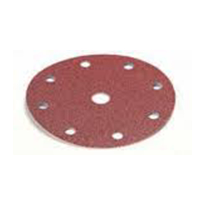 125mm 9 Hole Velcro Film Disc
