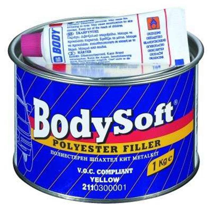 BodySoft Polyester Fine Filler