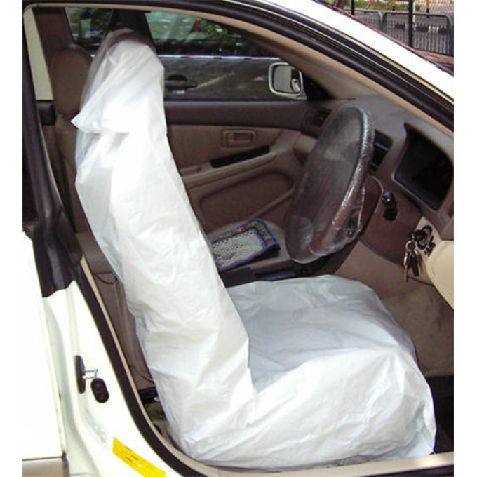 Car Seat Polythene Covers