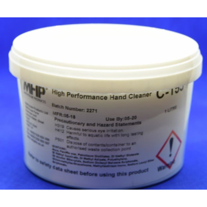 MHP Clean All High Performance Hand Cleanser