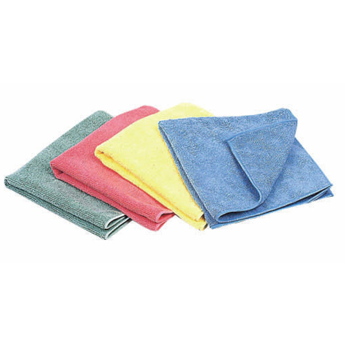 Automotive Microfibre cleaning cloths for car body shops