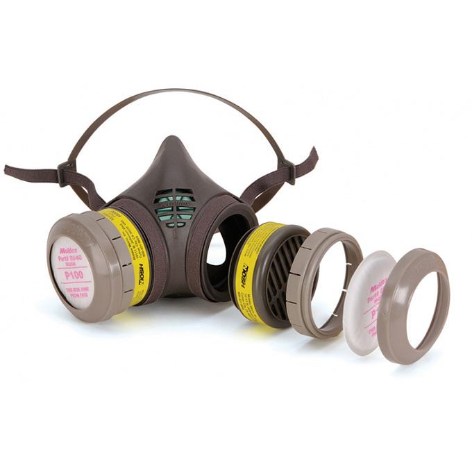 Moldex Twin Cartridge Respirator
