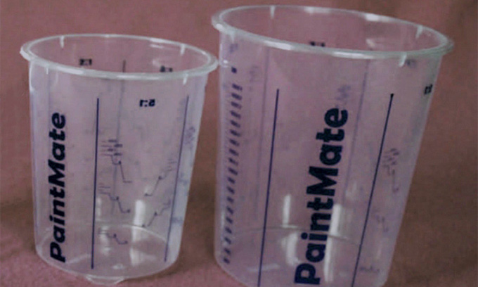Paintmate Cups and Lids