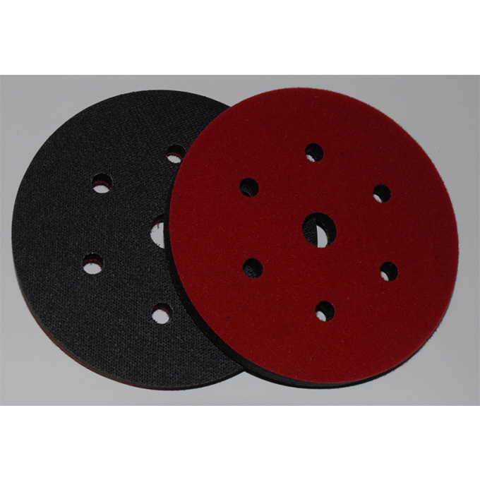 Soft Interface Pad 150mm Velcro 6+1 Hole