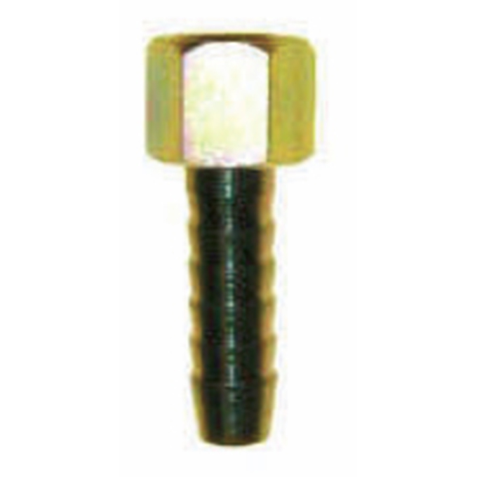 """Tailpiece With 1/4"""" Female Nut"""